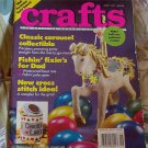 Crafts Magazine Dated 1990 w/Full Size Patterns 100 Pages