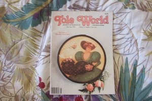Tole World Magazine Back Issue May/June 1990 72 Pages
