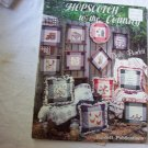 Cross Stitch Booklet Hopscotch To The Country Back Issue 1983