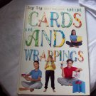 Get Crafty Cards and Wrapping Hardcover Book
