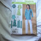 Simplicity Sewing Pattern #4149 Sz 10-18 Unused
