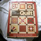 Quilting Hardcover Book Dated 1980 A Farm Journal Craft Book