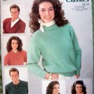 Knitting Patterns by Brunswick Choice Classics Vol.884