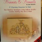 June's Bunnies & Bonnets Painting Craft Pattern Book