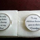 Wedding Gift Father Of The Bride The Only Thing Better Than Having You As My Dad Quote Cuff Links