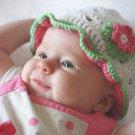 Addison Summer/Spring Adorable Baby Hat