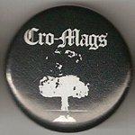 """Cro Mags """"Age of Quarrel"""" B/W logo  A04"""