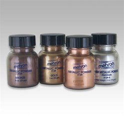Metallic Powder - Bronze - Mehron