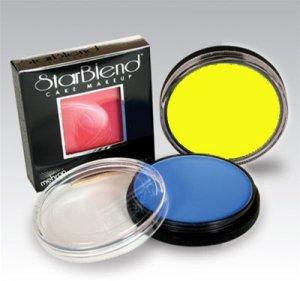 Mehron Starblend Cake Makeup - Yellow