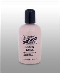 Liquid Latex - 4oz Clear Mehron SFX Makeup