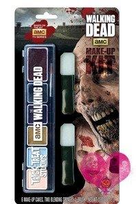 Walking Dead Wolfe Monster Zombie Face Painting Palette