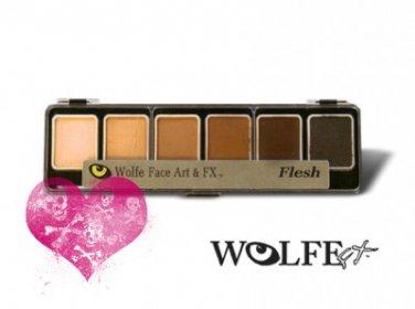 Wolfe Skin Palette