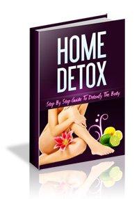 Home Detox Book