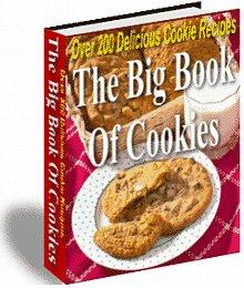 Big Book of Cookies Digital Cookbook
