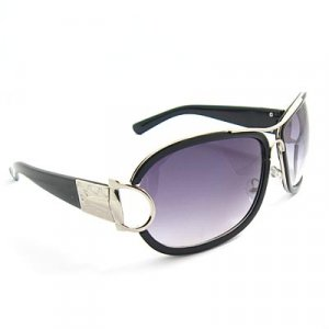 Smoky Tint Oversized Sunglasses [style 1]