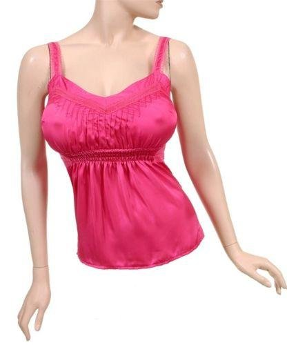 Hot Pink Fuchsia Tank Top (S)