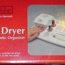 Aloise Nail Dryer & Cosmetic Organizer