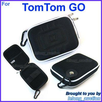 Black Carry Case Cover for TomTom GO 630 730 930 T 720 920 T Portable GPS Navigators