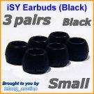 Small Ear Buds Pads Tip for Denon AH C252 C260 C350 C351 C360 C452 C551 C560 C700 C710 C751 NC600 @B