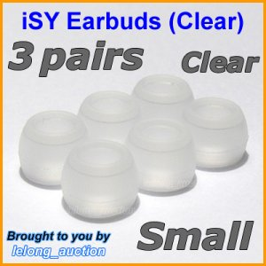 Small Replacement Ear Buds Tips Cushion for Sony MDR EX51 EX55 EX71 EX75 EX81 EX85 EX90 NC22 EX52 @C