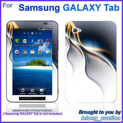 "Vinyl Skin Sticker Art Decal Modern Design for Samsung GALAXY Tab 7"" 7-inch Tablet"