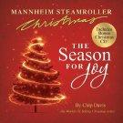 Mannheim Steamroller The Season For Joy Gift Book & Christmas CD