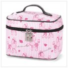 #37252 Poodle Train Case