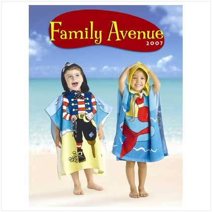#70702 2007 Spring Family Avenue Catalog