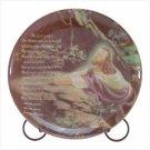 #32417 Lord's Prayer Decorative Plate
