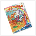 #37809 Jumbo Bible Coloring Book
