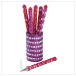 #35543 Glittering Pen Set