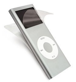 Bullet Proof Shields for ipod Nano by Handstands