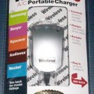Brand New JUST WIRELESS Universal  A/c Mobile Phone Charger Model#04014