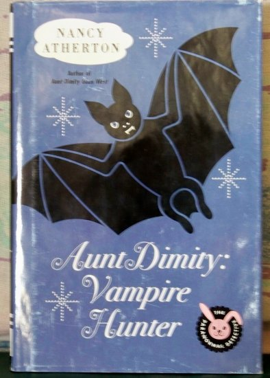 Aunt Dimity: Vampire Hunter,  Nancy Atherton
