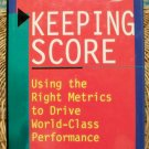 Keeping Score, Mark Graham Brown