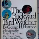 The Backyard Bird Watcher, George H. Harrison