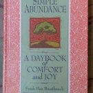 Sarah Ban Breathnach, Simple Abundancend