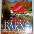 American Barns A Pictorial History, Jill Caravan