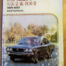 Clymer Mazda RX-2 & RX-3 1971-1977 Shop Manual