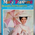 WALT DISNEY'S MARY POPPINS Bb and Ee INSTRUMENTS