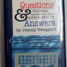 Questions & Answers, Bible-based Answers to Your Question About Life, Jimmy Swaggart, Copyright 1985