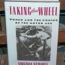 Taking the Wheel, Virginia Scharff