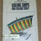 Sailing Ships and Sailing Craft, George Goldsmith-Carter