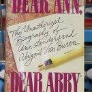 Dear Ann, Dear Abby, Jan Pottker and Bob Speziale
