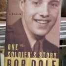 One Soldier's Story, Bob Dole