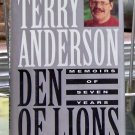 Den of Lions, Terry Anderson