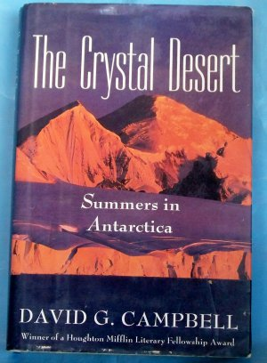 The Crystal Desert, David G. Campbell