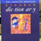 The American Heritage Student Dictionary, Houghton Mifflin