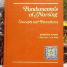 Fundamentals of Nursing, Concepts and Procedures, Kozier-Erb