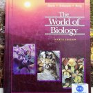 The World of Biology, Student Book, Davis/Solomon/Berg